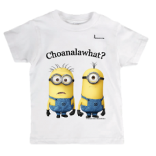 Kids Minion Tees